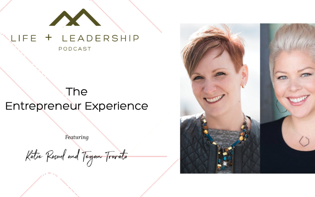 Life and Leadership Podcast: The Entrepreneur Experience