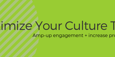 What Type of Culture is Your Team? [4 of 4]